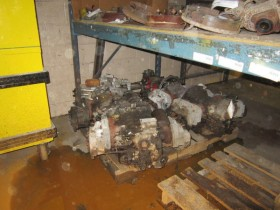 VW engine and transmission parts