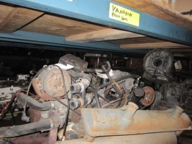 Volkswagen engine and transmission parts