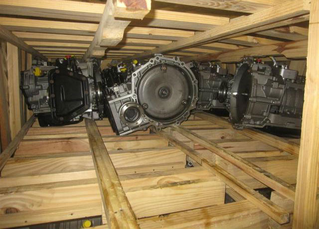 vw fdf transmission crate