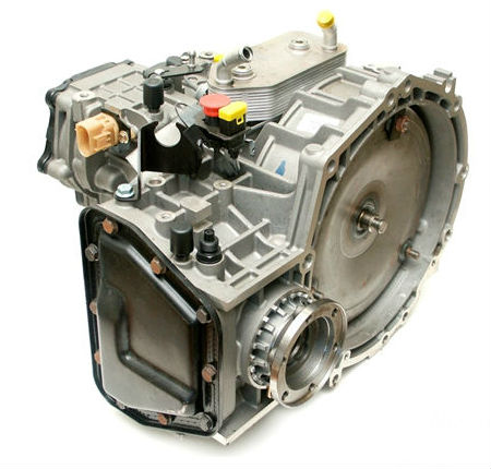 Volkswagen FDF Transmission color